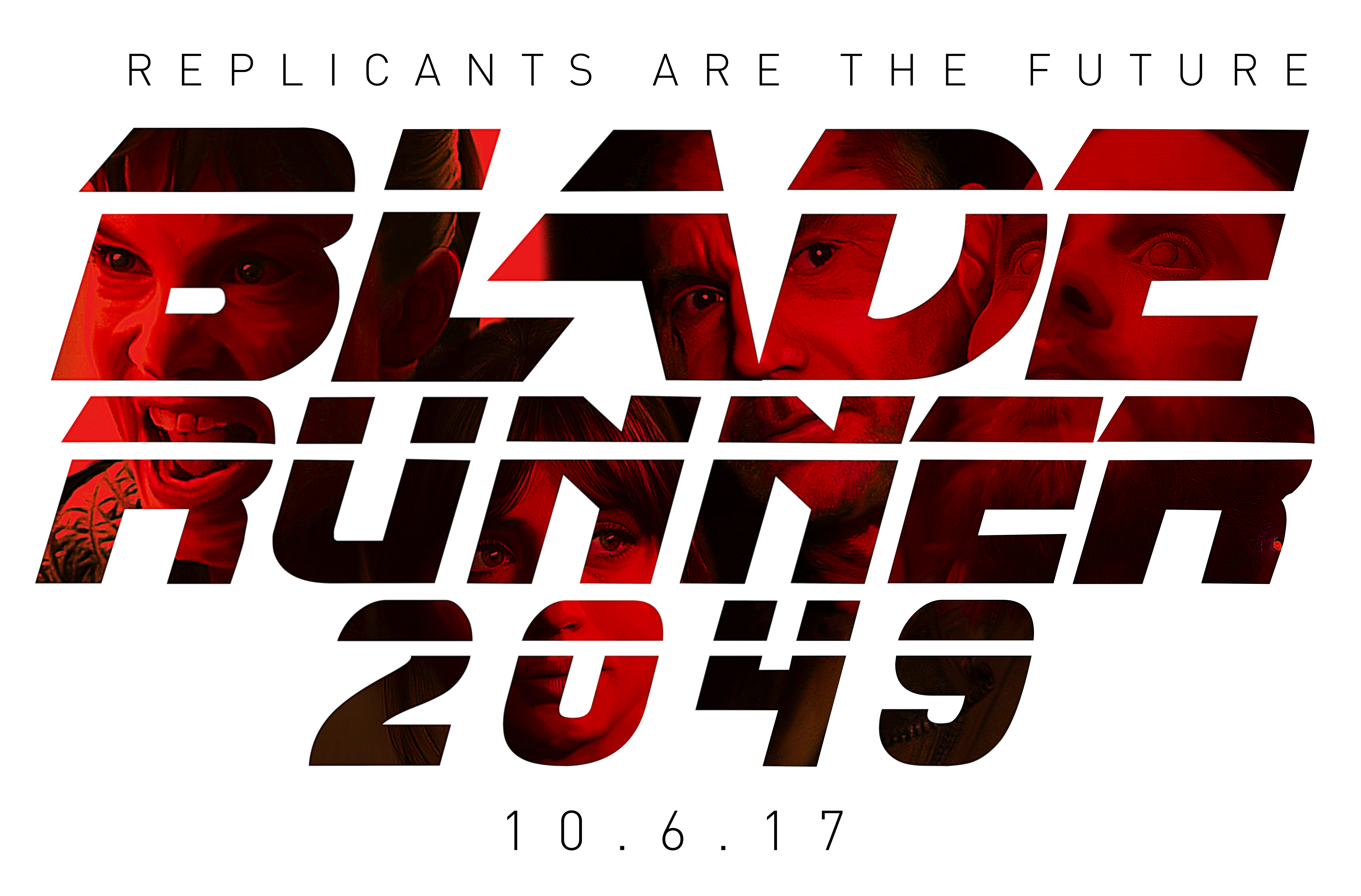 Blade Runner 2049 - Photoshop digital painting