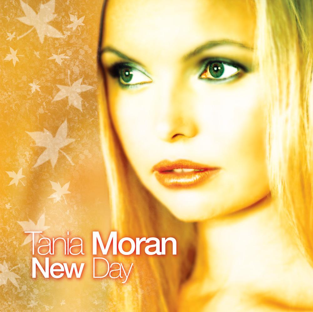 Tania Moran New Day Album Cover