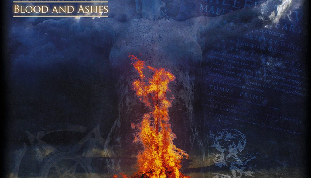 Blood and Ashes single artwork
