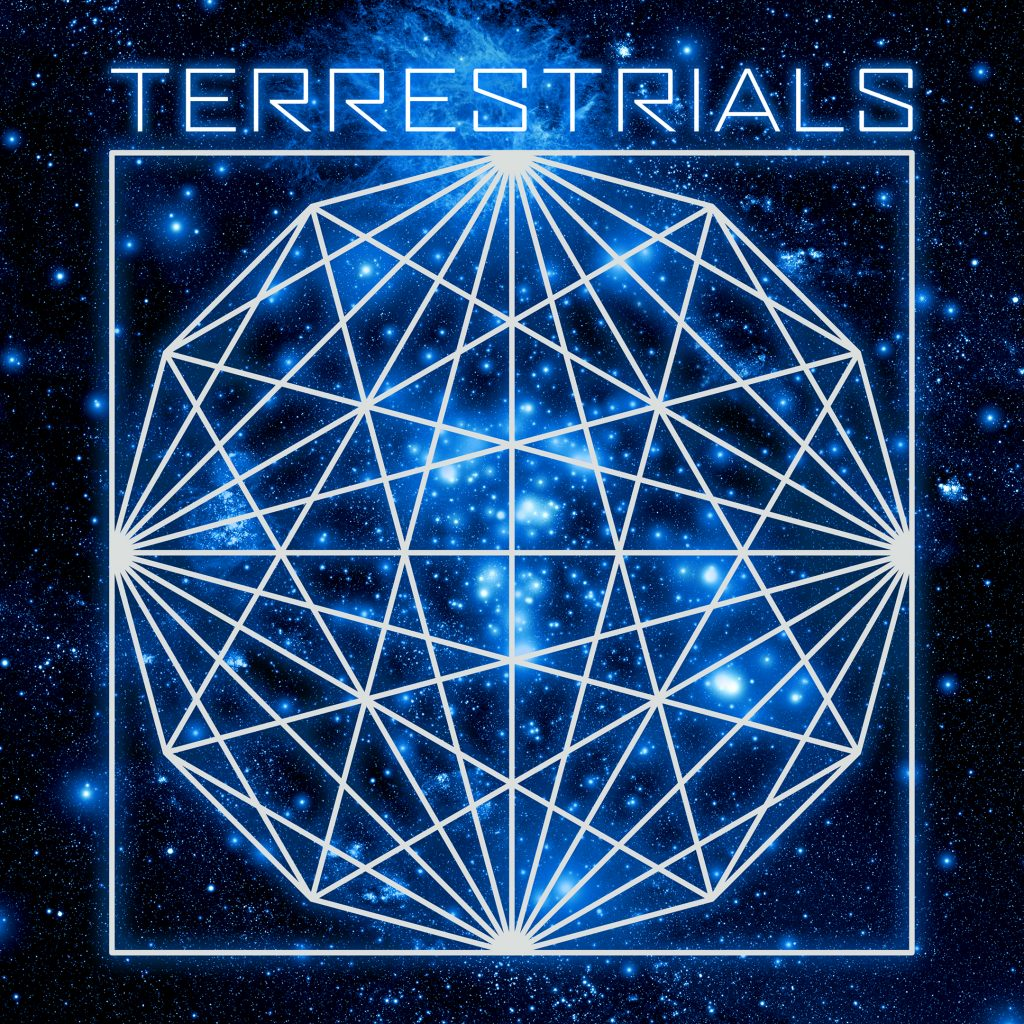 Terrestrials Band Social Media Logo
