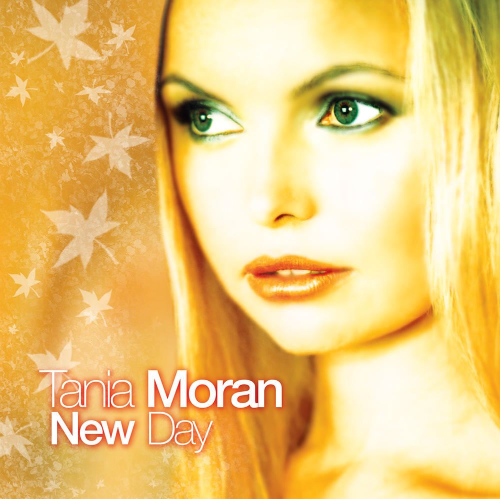 Tania Moran New Day Album Cover
