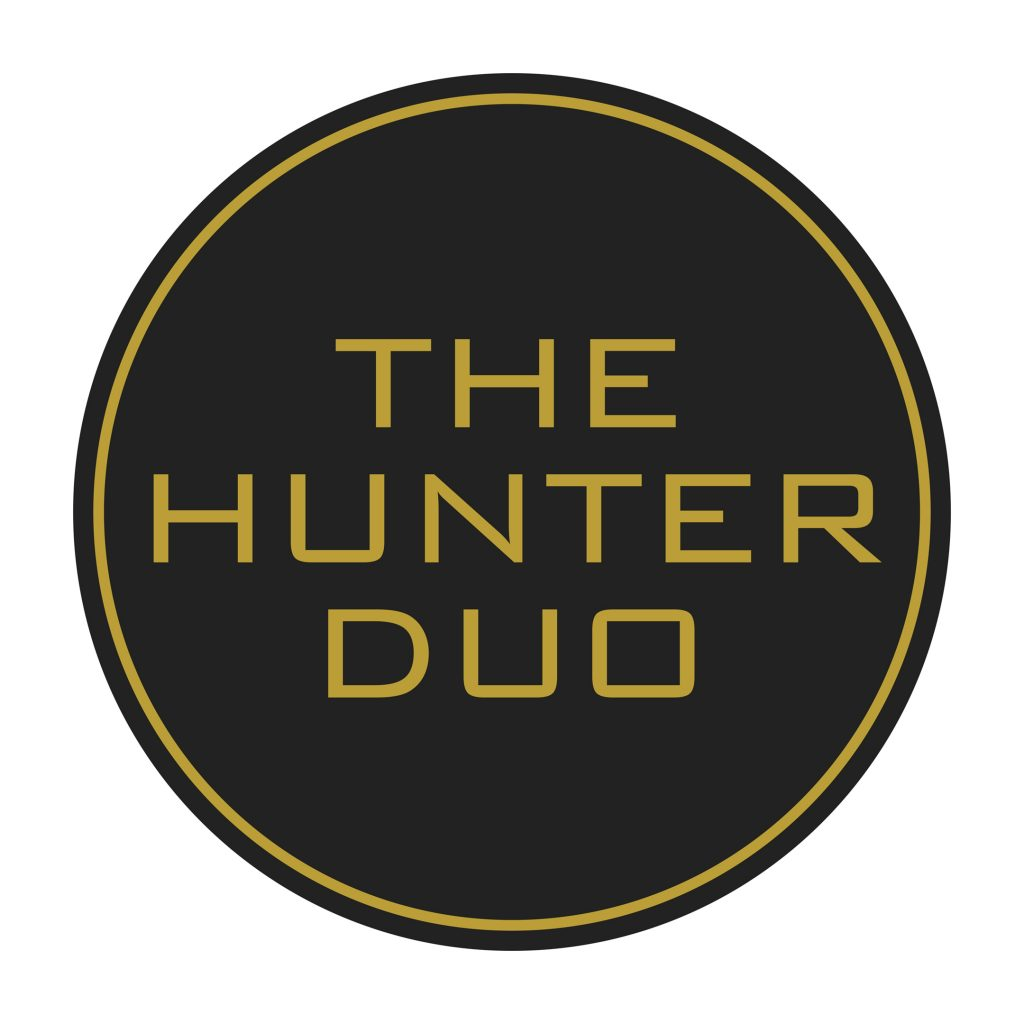 The Hunter Duo Cover Band Logo