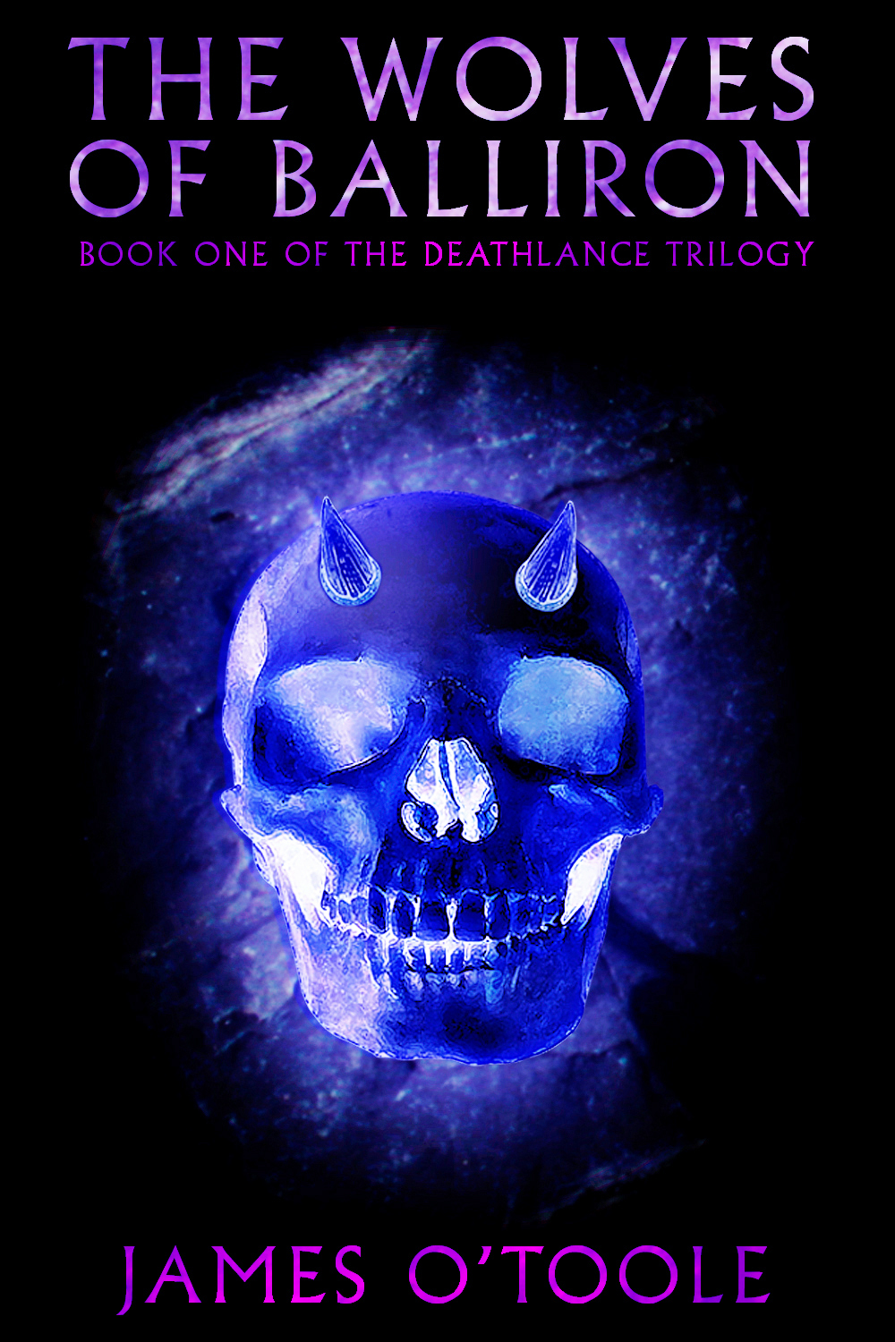 The Wolves of Balliron Book Cover