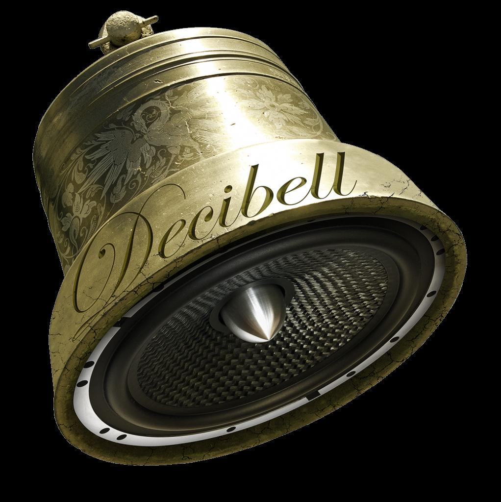 Decibell Rock Band Logo