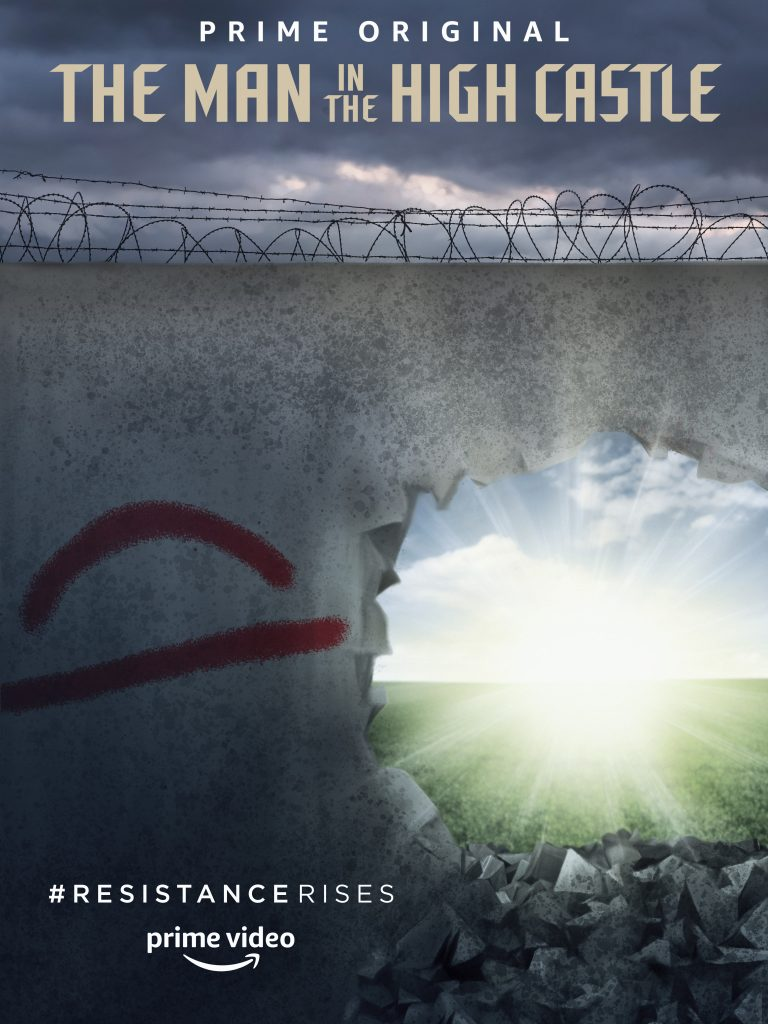 Man In The High Castle Resistance Rising Poster 3