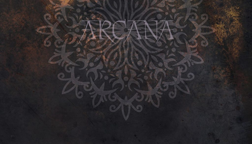Arcana Notebook Cover - Corrosion