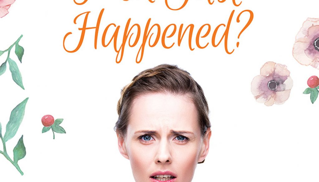 What The F*ck Just Happened - Life Journal Cover